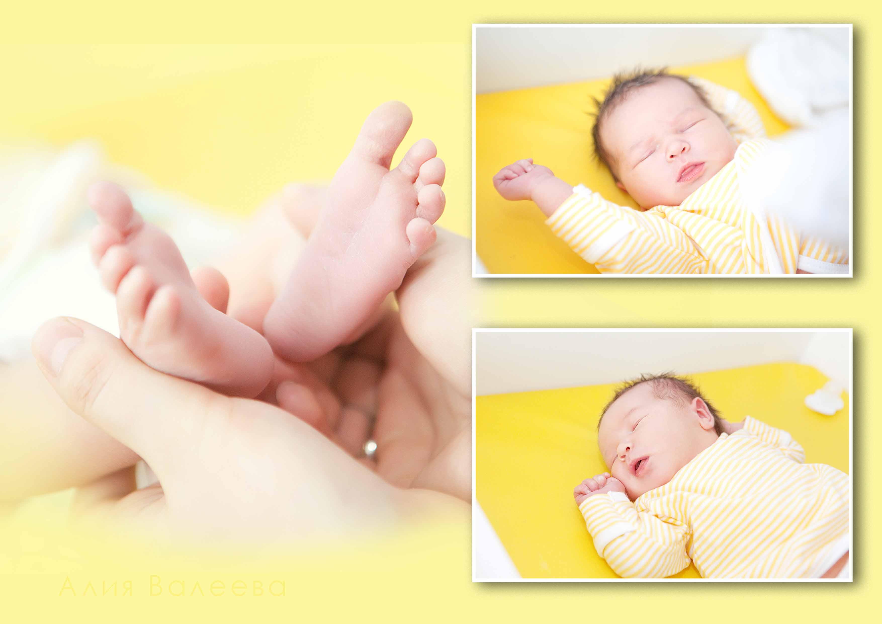 Готовые сценарии встречи новорожденного
